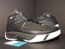 2005 Nike Air Jordan WORK'M WORK EM BLACK SILVER GRAPHITE GREY 311070-001 NEW 11