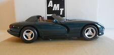 1995 AMT Ertl Dodge Viper RT/10 Emerald Green Pearlcoat No Box  #6971