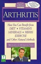 Michael T Murray - Arthritis (1994) - Used - Trade Paper (Paperback)