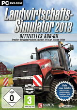 Agrícola simulador 2013-add-on Titanium-Edition-pc - 2013-nuevo