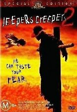 Jeepers Creepers 2 (DVD, 2007)