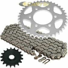 Drive Chain & Sprockets Kit Fits KAWASAKI ZX1000 Ninja ZX10R 04-05