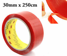 """""""3M"""" BANDE ADHESIVE 30 MM X 2.50 M ULTRA FORT DOUBLE FACE SCOTCH RUBAN MOUSSE"""