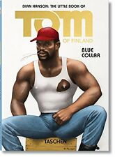 The Little Book Of Tom Of Finland Blue Collar English Paperback 192 Pages Eroti