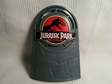 Kenner Jurassic Park Command Compound Base Center Gray Door -Parts