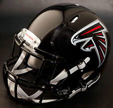 ATLANTA FALCONS NFL Riddell SPEED Football Helmet (with S2EG-II-SP Facemask)