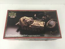 Vintage Revell Self-Propelled Howitzer Model Tank Kit #8625 1/32 Scale NIOB