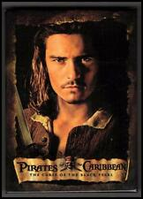 PIRATES of the CARIBBEAN Orlando Bloom Will Licensed Movie Promo Pinback Button