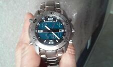 Florida Keys Time Men's Watch 100m Sapphire Crystal Titanium band