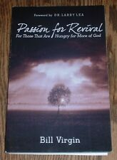Passion For Revival by Bill Virgin (2014, paperback)