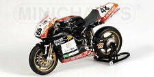 1:12 Minichamps Ducati 998 RS David Garcia World Superbike 2003 MEGA RARE NEW