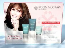 ROBIN McGRAW REVELATION 60-DAY ESSENTIALS KIT 3pc - NIB