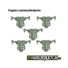 Kromlech BNIB Stygian Legionary Backpacks (5) KRCB140