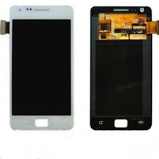 Kit DISPLAY LCD+TOUCH SCREEN per SAMSUNG GALAXY S2 GT i9100 Vetro Vetrino Bianco
