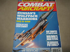 NEW! COMBAT AIRCRAFT MONTHLY October 2012 Russian Air Force Free OSPREY POSTER