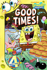 Spongebob: Good Times! (SpongeBob SquarePants), New, Nickelodeon Book