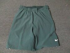 2012 PowerShares Series Pete Sampras Match Used Worn Nike Dri-Fit Signed Shorts