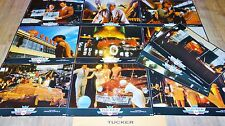TUCKER  ! f coppola jeu 12 photos cinema prestige grand format cars automobile