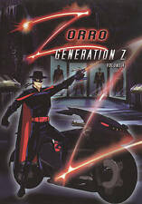 Zorro: Generation Z, Vol. 4 2009 by Rick Ungar; Lee Cohen; Sean Cathe Ex-library