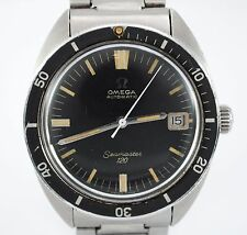 VINTAGE OMEGA SEAMASTER 120 AUTOMATIC REF. 166.027 CALIBER 565 STEEL WATCH