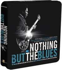 Various Artists-Nothing But the Blues  (UK IMPORT)  CD (Tin Case) NEW