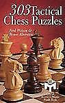 303 Tactical Chess Puzzles [Mensa] Wilson, Fred, Alberston, Bruce