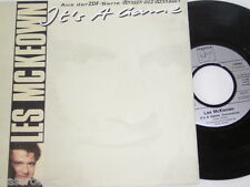 "7"" - Les McKeown/It 's a game & strumentale - 1989 # 0408"