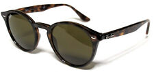 RAY BAN 2180 49 710/73 DARK HAVANA BROWN LENSES SUNGLASSES SOLE AVANA STAR