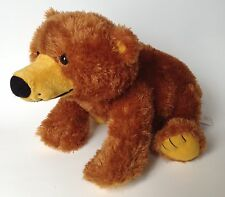 """Kohls Cares For Kids BROWN BEAR 13"""" PLUSH Eric Carle Character What Do You See?"""