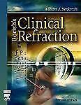 Borish's Clinical Refraction by William J. Benjamin Hardcover Book  2nd Ed.