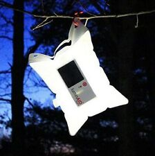 LuminAID PackLite 16 Reusable Solar Light Lantern emergency survival camping