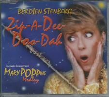 BERDIEN STENBERG - Zip-a-dee-doo-dah CD SINGLE 2TR 1997 HOLLAND (Mary Poppins)