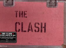 "CLASH ""5 Studio Album LP Set"" 8 LP BOX-Set RARE 180 gram audiophile pressing"