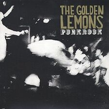 Punkrock Golden Lemons MUSIC CD