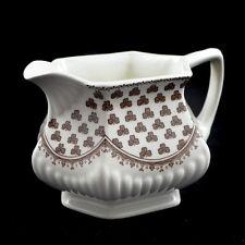 Adams Sharon / Milchkännchen / Creamer / Englische Keramik English Ironstone