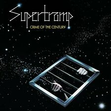 "SUPERTRAMP ""CRIME OF THE CENTURY (REMSTERED)"" CD NEU!!!"