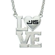 JLS LOVE Necklace - 100% Official JLS Merchandise