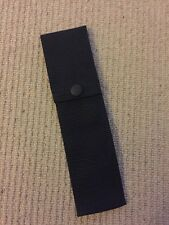 "Ex Police Black Nylon 21"" Baton Holder For Kit Belt."