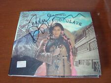 LILA DOWNS balas y chocolate CD with Autograph digipack case and cd ONLY see pic