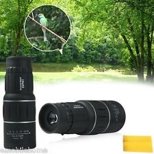 16 x 52 Dual Focus Zoom Optic Lens 16X Monocular Telescope