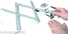 Artist Wooden Pantograph Drawing Aid Enlarges Reduces Rescales Images Tool New