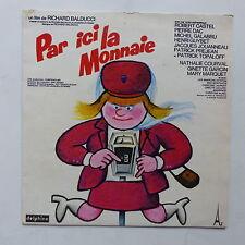 BO Film OST Par ici la monnaie PAUL DE SENNEVILLE GINETTE GARCIN 64005
