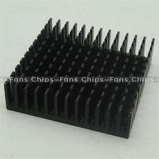 40x40x11mm Aluminum Heatsink Cooling for LED Power Memory Chip IC Transistor NEW