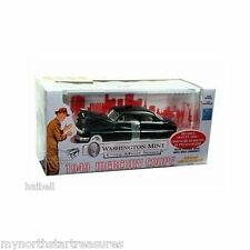 Hawk Washington Mint Black 1949 Mercury Coupe 1:24 Ultra Metal Series die-cast