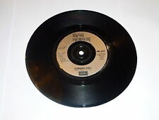 "IRON MAIDEN - Running Free - 1985 UK injection moulded label 7"" single"