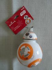 Hallmark Star Wars Force Awakens BB-8 Christmas Ornament - NEW