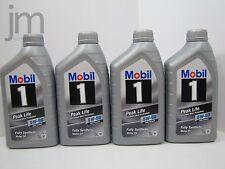 4 x 1 Liter MOBIL 1 PEAK LIFE 5W-50 Motoröl 4L Rally Formula 5W50