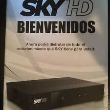 SKY DE MEXICO HD RECIVIDOR SATELITAL / HD SATELLITE
