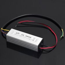 Hot High Power LED Driver Power Supply AC85V-265V 50-60HZ Waterproof IP66 50W
