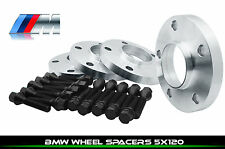 BMW E39 5x120 I.D: 74.1mm  Staggered Kit Wheel Spacers Fits: E39 Models Only